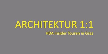 Architektur 1:1 mit Iulius Popa Tickets