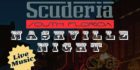Scuderia of South Florida Presents Nashville Night! tickets