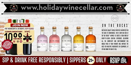 #FREEsips at HWC w/ On The Rocks Cocktails tickets