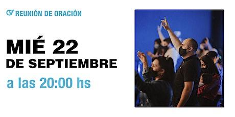 Reunión Presencial en Caudal de Vida Miércoles 22/09 20hs. entradas
