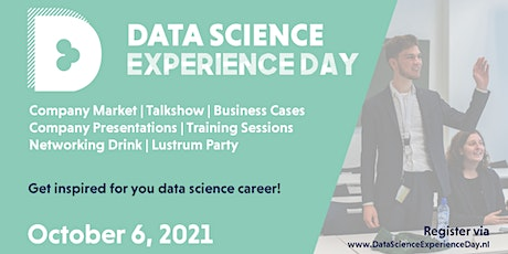 Data Science Experience Day 2021 tickets