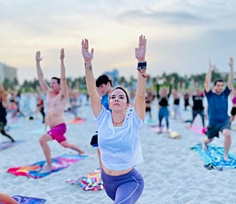 Full Moon Yoga on the Beach tickets