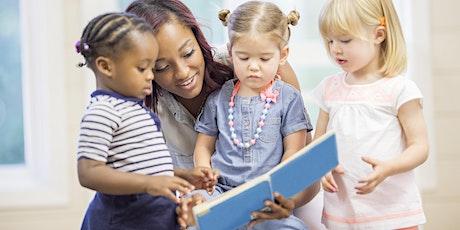 Toddler Talk  Workshop (On 06 Dec 2021) Winchester. tickets