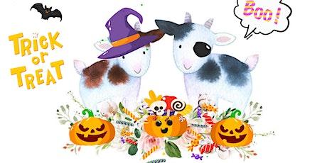Halloween on the Farm -Weekend 2 tickets