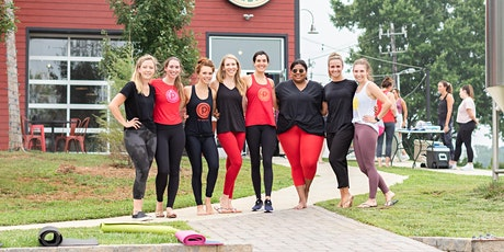 Free Pop Up Pure Barre Class at Oden Brewing tickets