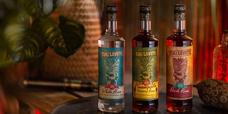 Tiki Underground Halloween with Tiki Lovers Rum and Jimmy Psycho Experiment tickets