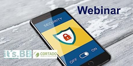 Wie Sie Ihre Daten auf mobilen Geräten schützen Tickets