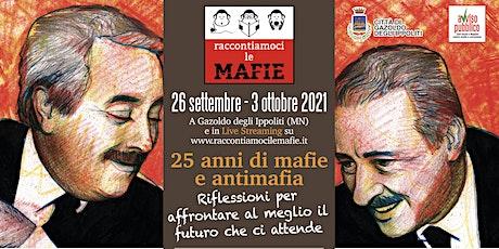 L'ITALIA OCCULTA: QUANDO LA DEMOCRAZIA È A RISCHIO. biglietti