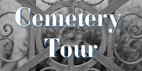 Cemetery Tour tickets