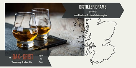 Distiller Drams: A Social Series and Exploration of Single Malt Whiskey tickets