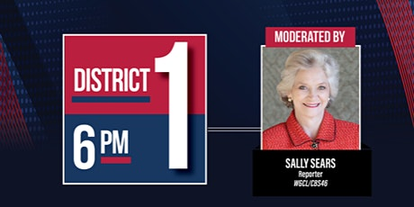 City of Atlanta City Council District 1 Candidate Forum 2021 tickets