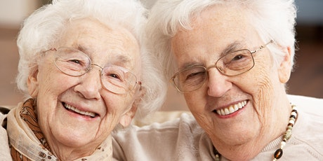 A Great Place to Grow Old - reimagining ministry amongst older people tickets