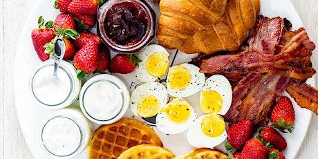 Free Breakfast tickets