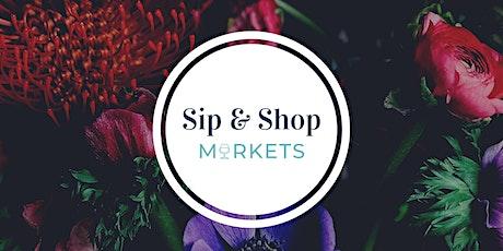 Spring Fling Sip & Shop Market tickets