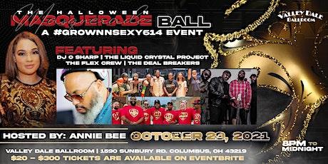 The Halloween Masquerade Ball tickets