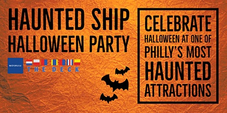 Haunted Ship Halloween Party tickets