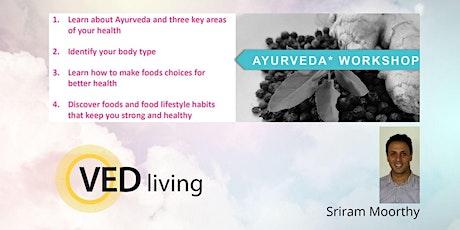 Ayurveda Workshop tickets