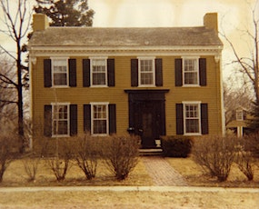 Brown Bag/Local Lore: 2021 Pumpkin Fest Historic Virtual Tours of Homes tickets