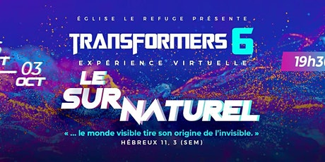 Transformers  Lundi 27 septembre tickets