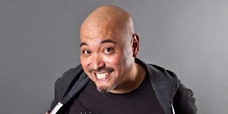 Edwin San Juan Comedy Show tickets