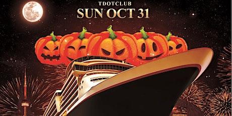Tdotclub Halloween Sunday Oct 31 Booze Cruise party tickets