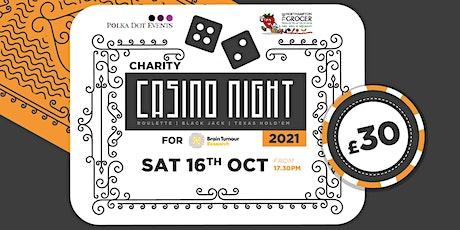 Charity Casino Night tickets