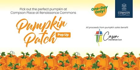 Pumpkin Patch Pop Up tickets