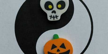 Halloween - Qigong and Tai Chi - LIVE Online tickets
