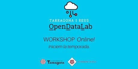 Workshop online inici temporada! entradas