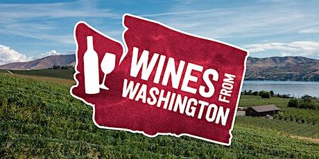Wines From Washington tickets