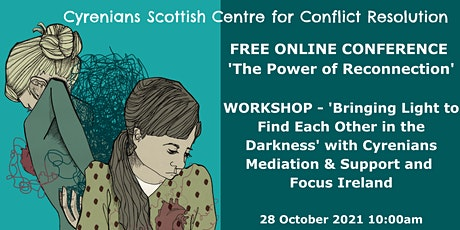 SCCR ONLINE CONFERENCE - Bringing Light to Find Each Other in the Darkness tickets