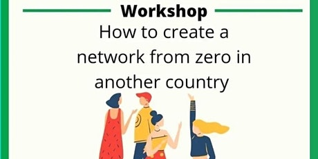 How to create a network from zero in another country - PORTUGUESE bilhetes