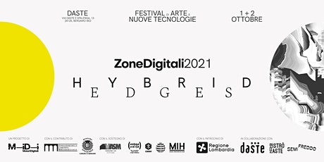 Zone Digitali 2021 - Hybrid Edges biglietti