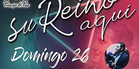 Reunion General 26/09/21  11am boletos
