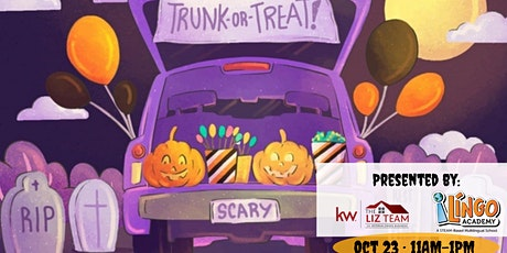 Trunk or Treat presented by The Liz Team Real Estate & iLingo Academy tickets
