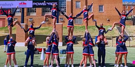 Samford Cheerleading Fall Stunt Clinic tickets