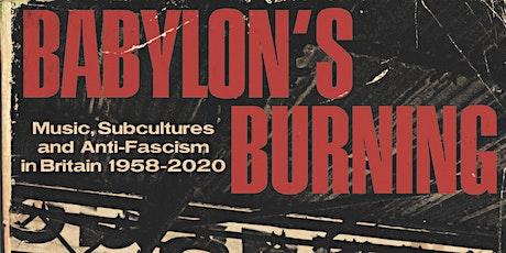 Babylon's Burning Book Launch tickets