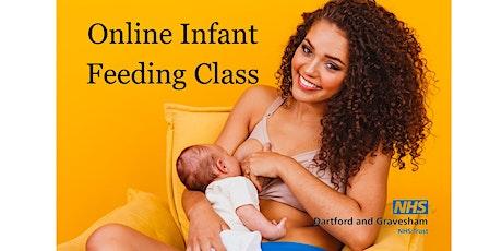 DVH Infant Feeding Class tickets