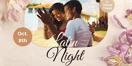 Latin Night at The Grand Celebration Center tickets