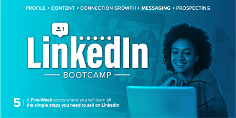 LinkedIn Bootcamp tickets