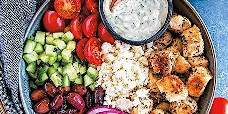 Greek Lunch tickets