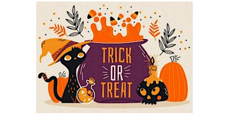 Trick or Treat! tickets