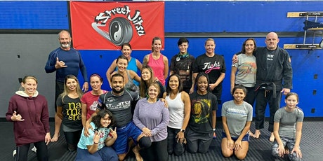 Free Women and Girls Self-Defense Seminar and Women's Charity Event tickets