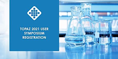 TOPAZ Symposium 2021 tickets