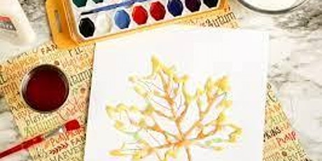 Salt Painting and Fall STEM Crafts with Girl Scouts tickets