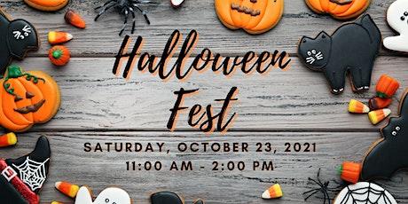 Clear Path Halloween Fest tickets