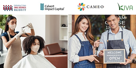 The CA Rebuilding Fund: A local solution to the access to capital problem tickets