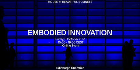 Embodied Innovation - Day 1: Exploring Outside In tickets