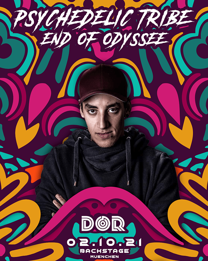 """Psychedelic Tribe """"END OF ODYSSEE"""": Bild"""