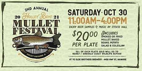 2nd Annual Holley Boys Mullet Festival tickets